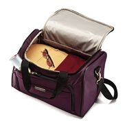 Samsonite Verana DLX 3 Piece Luggage Set in the color Purple.